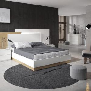 Bedroom Furniture in wood