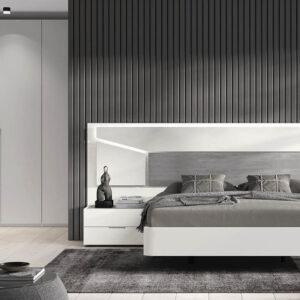 Bedroom Furniture in wood effect